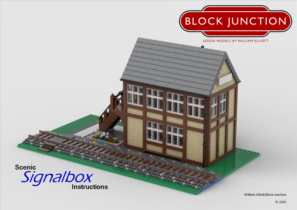 Scenic Signalbox – New Instructions!